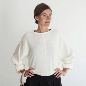 Aurora Sofia Luoto-paita (valkoinen)