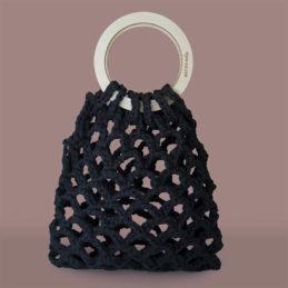 Aurora Sofia Nuotta-laukku (musta)