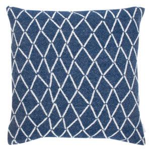 Lapuan kankurit ESKIMO tyynynpäällinen 50x50cm 4 mustikka 100_ villa