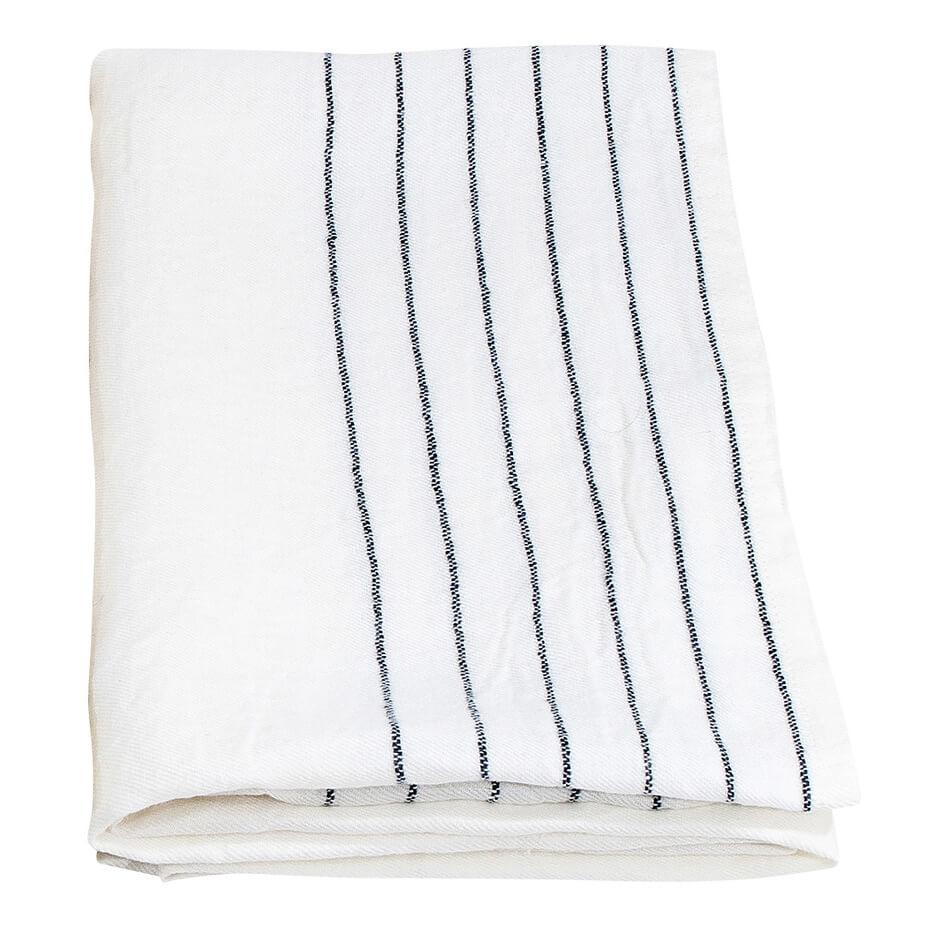 Lapuan Kankurit Kaste pyyhe 48x70cm (harmaa-valkoinen)