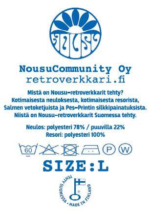Nousu_Retroverkkarit_pesulappu