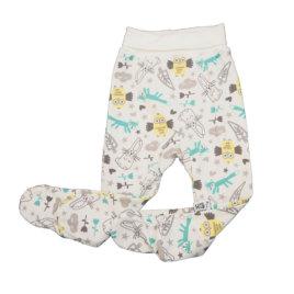 Hilla Clothing Satumetsä vauvan puolipotkarit