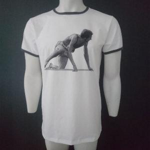 Nousu miesten T-paita Viren