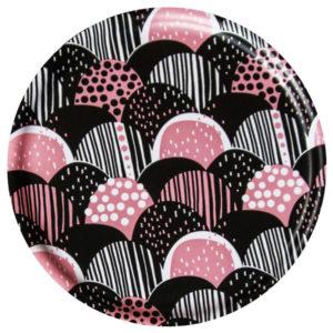 PaaPii Design tarjotin Sato (vaaleanpunainen)