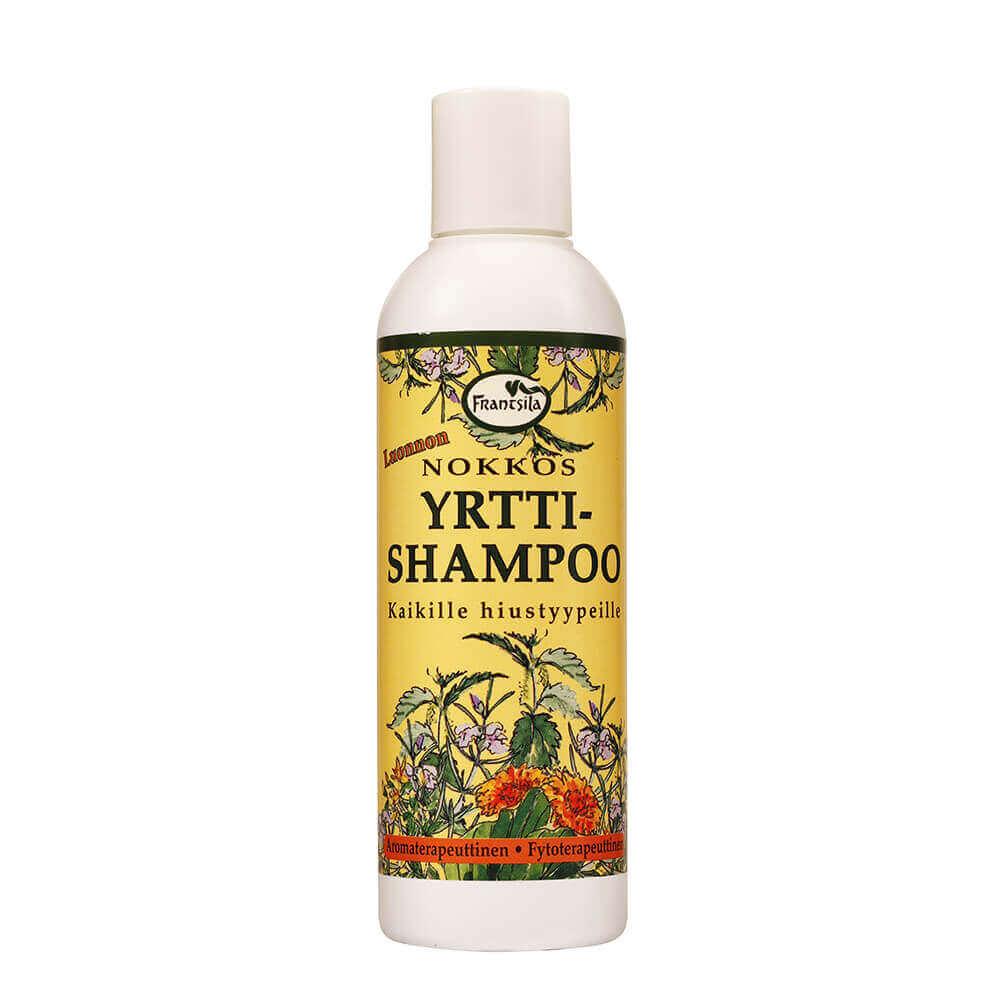 Frantsilan Yrttishampoo 200 ml