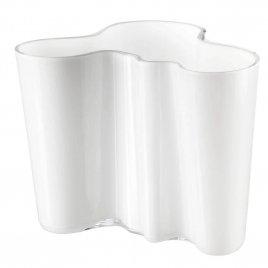 Iittala Aalto maljakko 160mm valkoinen