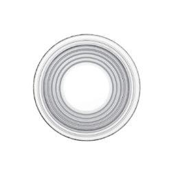 Iittala Aino Aalto kulho 35cl165mm kirkas ylhäältä