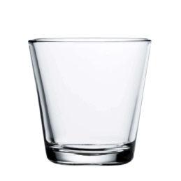 Iittala kirkas Kartio juomalasi 21cl 2kpl