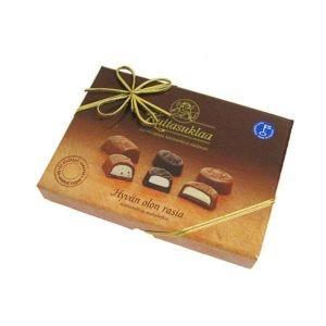 Kultasuklaa Hyvän Olon suklaarasia, n.102 g