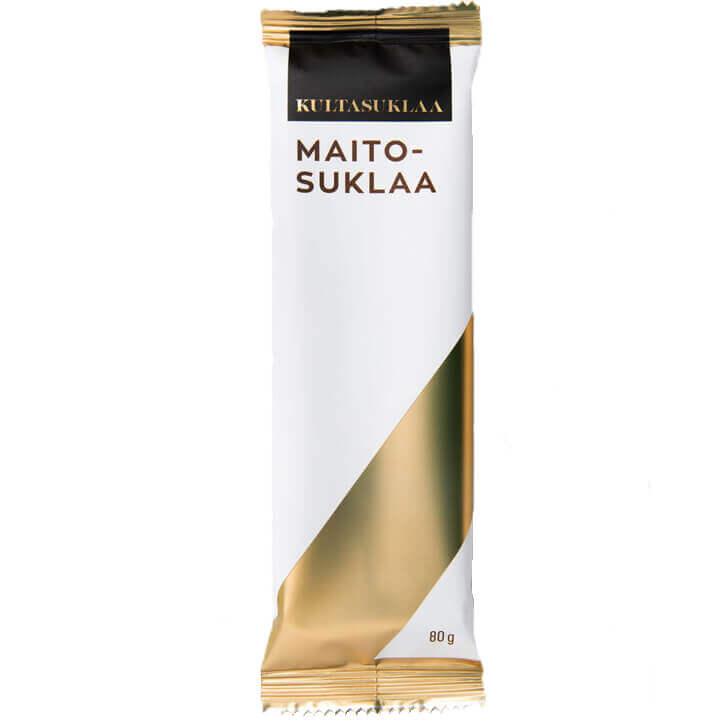 Kultasuklaa Mansikkasuklaalevy valko 80 g