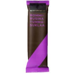 Kultasuklaa Rommirusina suklaalevy 80g