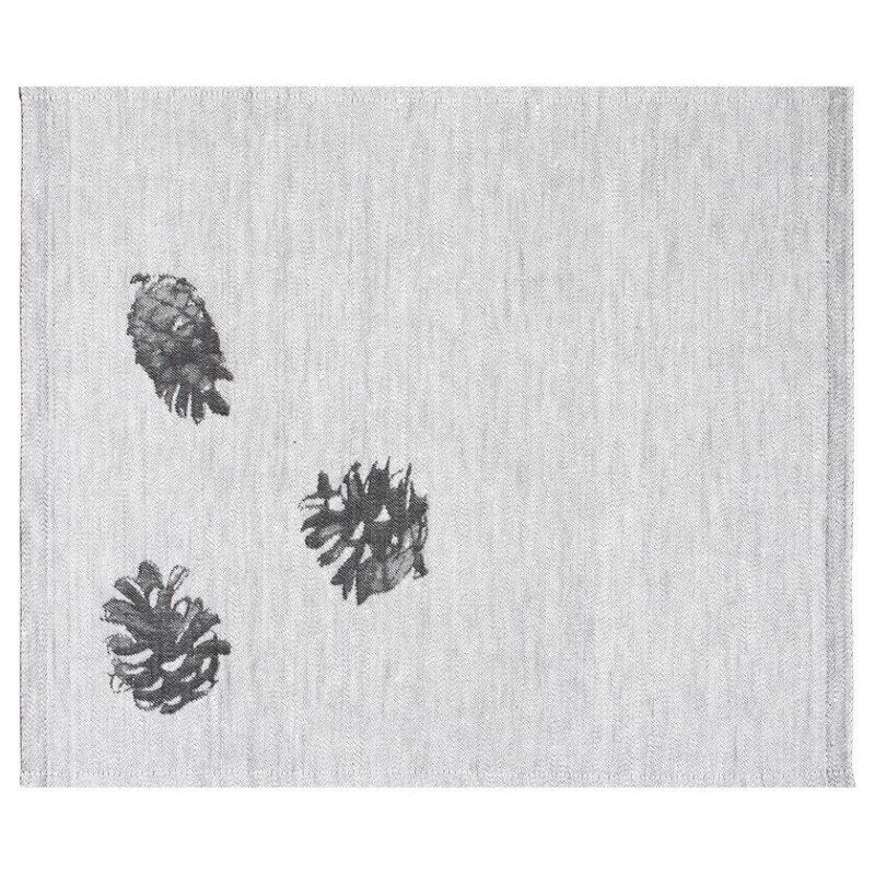 Lapuan kankurit käpy – teemu järvi tabletti 46x38cm valkoinen-musta