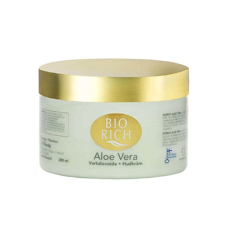 LH-Beauty Bio Rich aloe vera vartalovoide