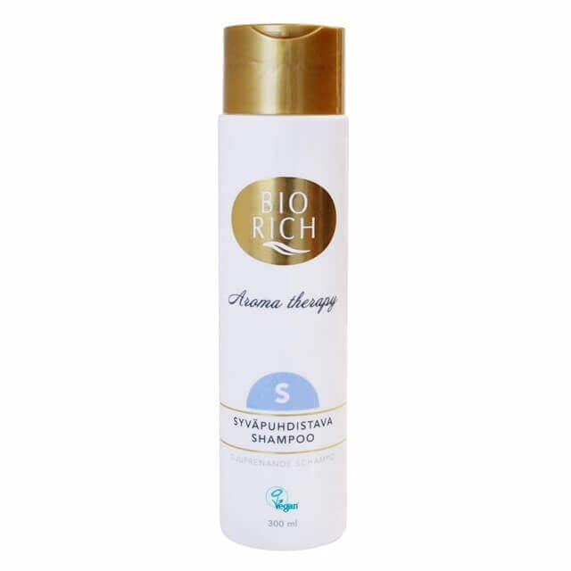LH-Beauty Bio Rich syvapuhdistava shampoo