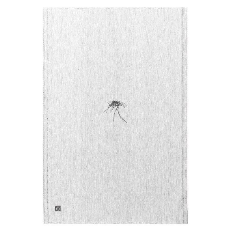 Lapuan Kankurit Hyttynen - Teemu Järvi pyyhe 46x70cm (valko-musta)2