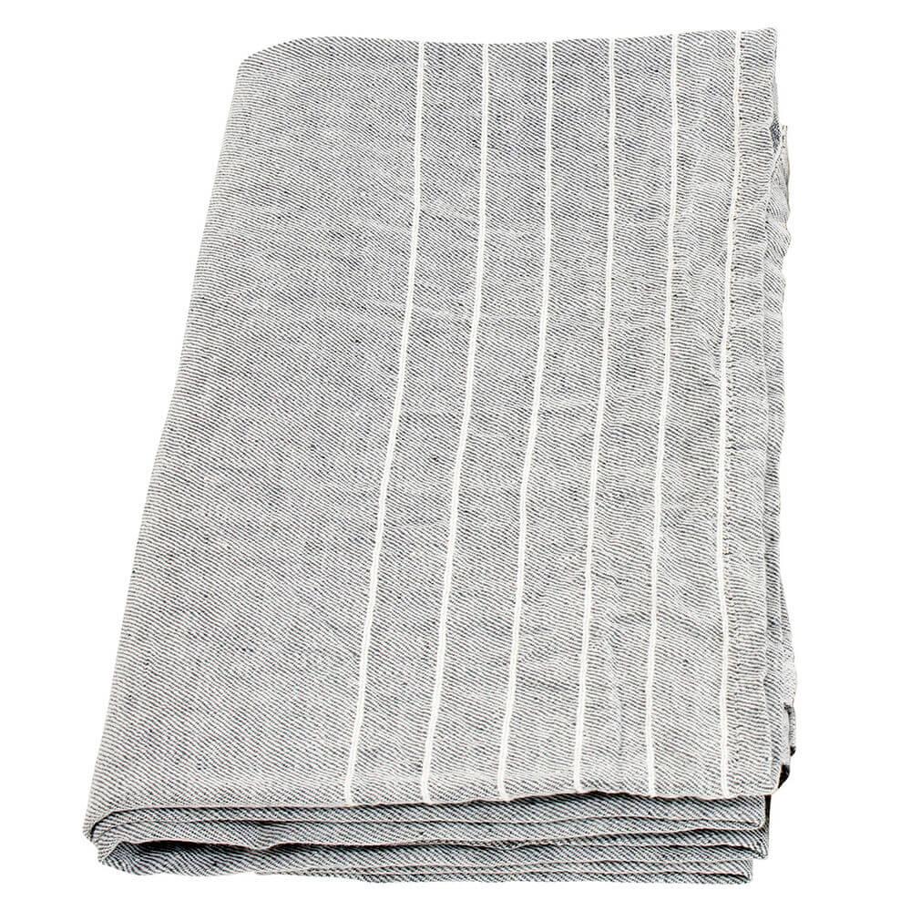 Lapuan Kankurit Kaste pyyhe 48x70cm harmaa-valkoinen