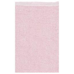 Lapuan Kankurit Terva kylpypyyhe 85x180cm valko-roosa laskustettuna