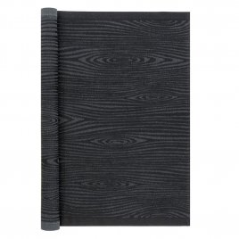 Lapuan Kankurit Viilu laudeliina 48x150cm musta-grafiitti