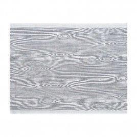 Lapuan Kankurit Viilu laudeliina 48x150cm valko-harmaa)