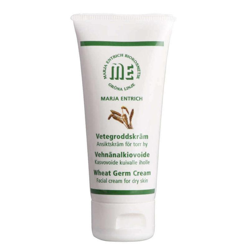 Marja entrich vehnänalkiovoide, kuivan ja normaalin ihon päivä-yövoide 60g