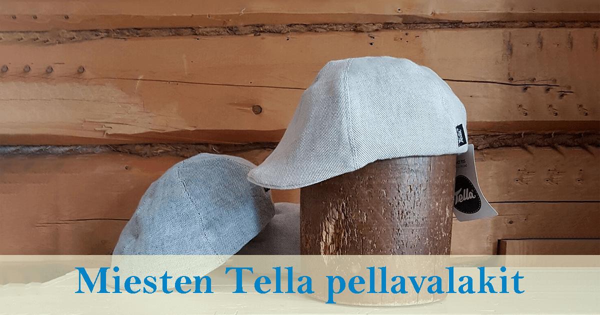 Miesten Tella pellavalakit