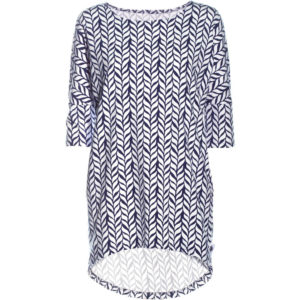 PaaPii Design Sade paita, Palmikko (mustikka)