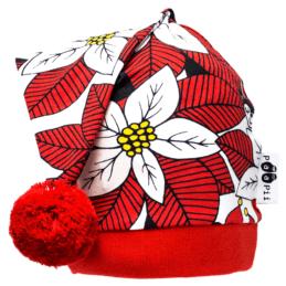 PaaPii Design Tonttulakki Joulutähti punainen