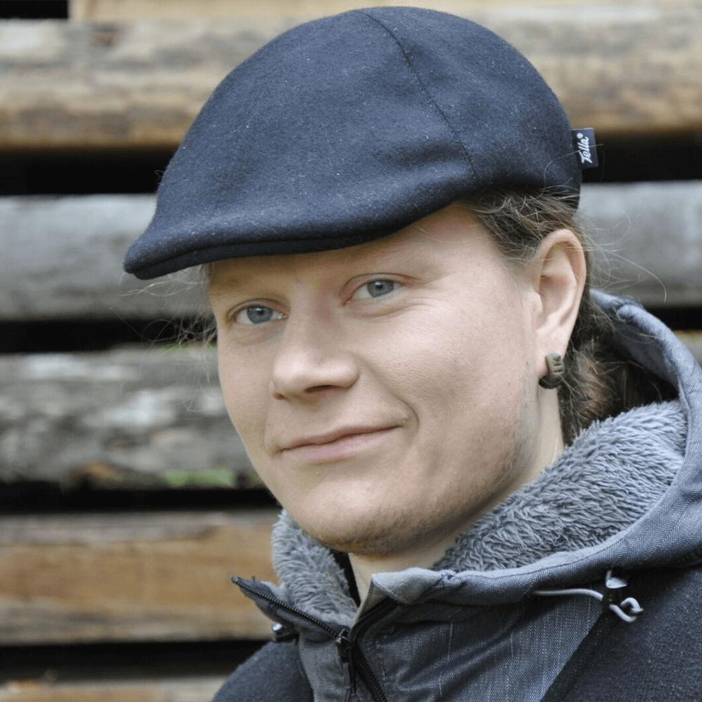 Tella Isto talvilakki musta - Maammekauppa 2d864d0c31