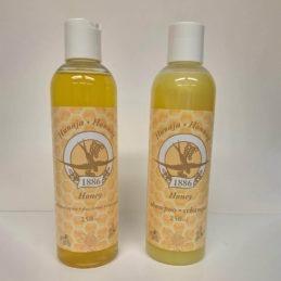 Vaasan Aito Saippua Hunaja-suihkusaippua ja shampoo