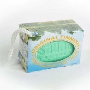 Vaasan Aito Saippua Saunasaippua naru (vihreä mänty) 225 g