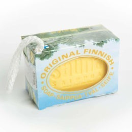 Vaasan Aito Saippua Saunasaippua naru (keltainen koivu) 225 g