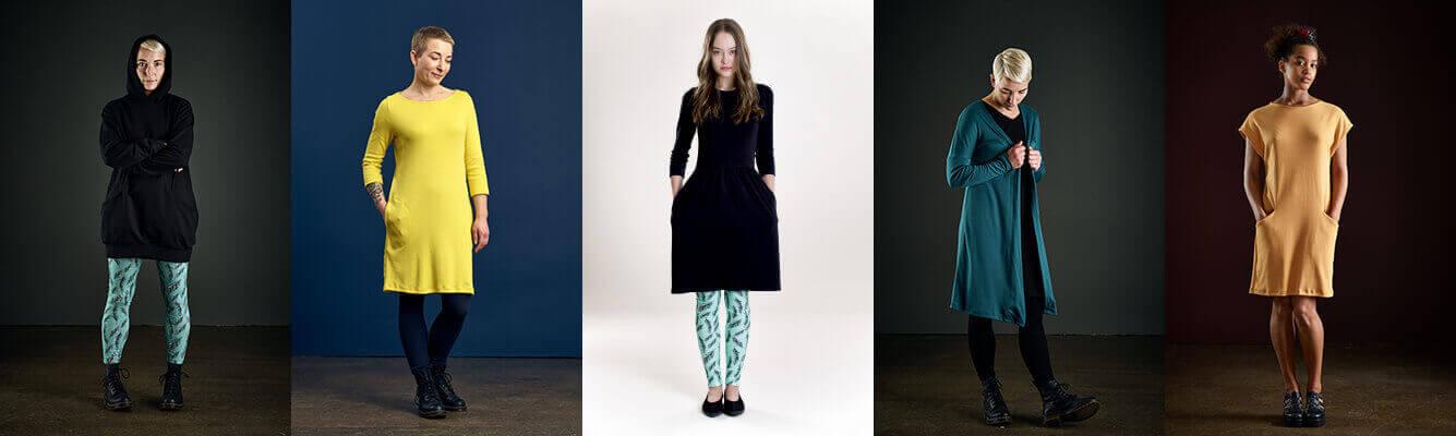 Melli Ecodesign - Suomessa valmistetut naistenvaatteet Jyväskylästä
