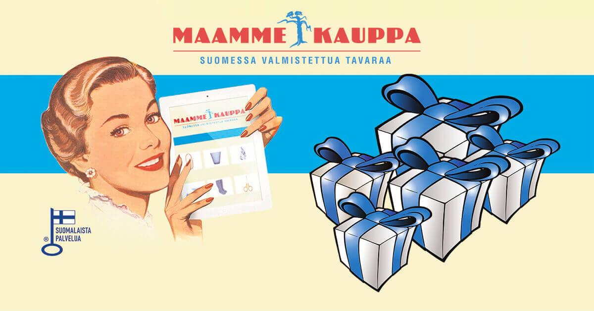 Suomalaiset lahjat kaikkiin kesän juhliin