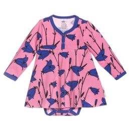 PaaPii Design mekkobody kissankello vaaleanpunainen