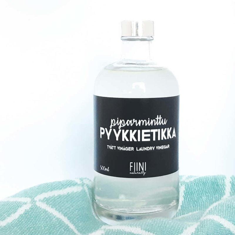 Fiini Naturally Piparminttu pyykkietikka