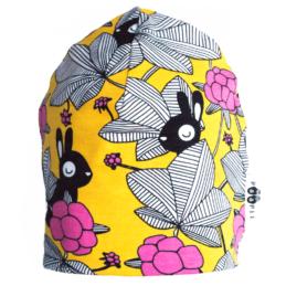 PaaPii design pipo Hilda aurinko-pinkki