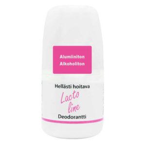 Lh-Beauty Lacto Line hellästi hoitava deodorantti