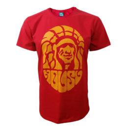 Nousu Inkkari T-paita punainen