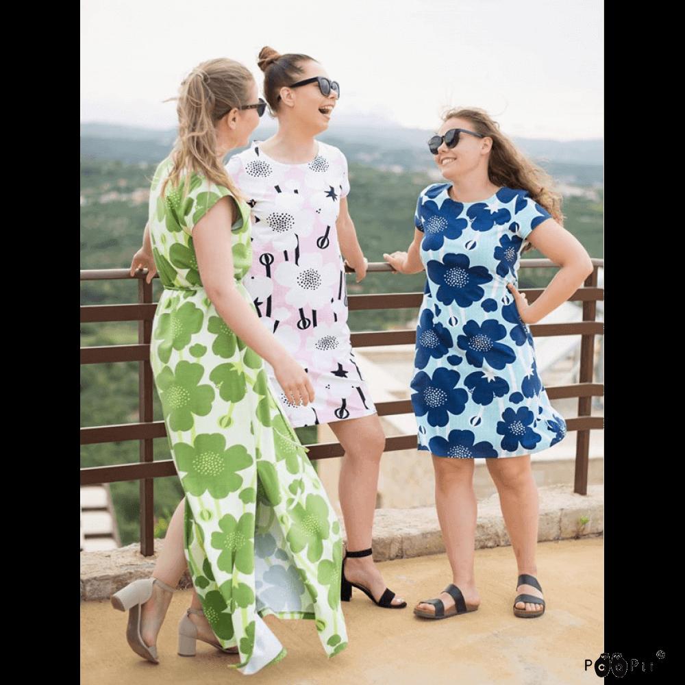 IIRIS mekko, Satakieli PaaPii Design