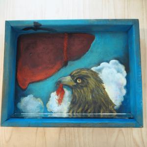 Heli Laaksonen Prometeuksen maksalaatikko