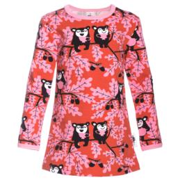 PaaPii Design Vieno lasten tunika Tammi ruoste-vaaleanpunainen
