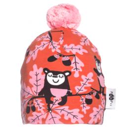 PaaPii Design tupsupipo Tammi ruoste-vaaleanpunainen