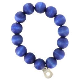 Aarikka Pohjola rannekoru kirkas sininen