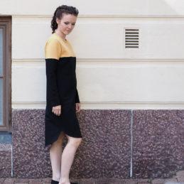 Kanto Design Sopiva tunika keltainen