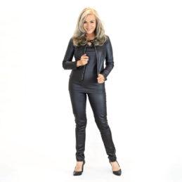 Muotitorppa jakku musta