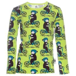 PaaPii Design Nooa paita Into pyöräilee omena-petrooli