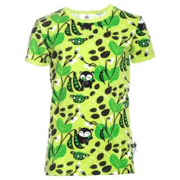 PaaPii Design Kaiku T-paita Herne omena-vihreä