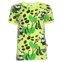 PaaPii Design Visa T-paita Herne omena-vihreä