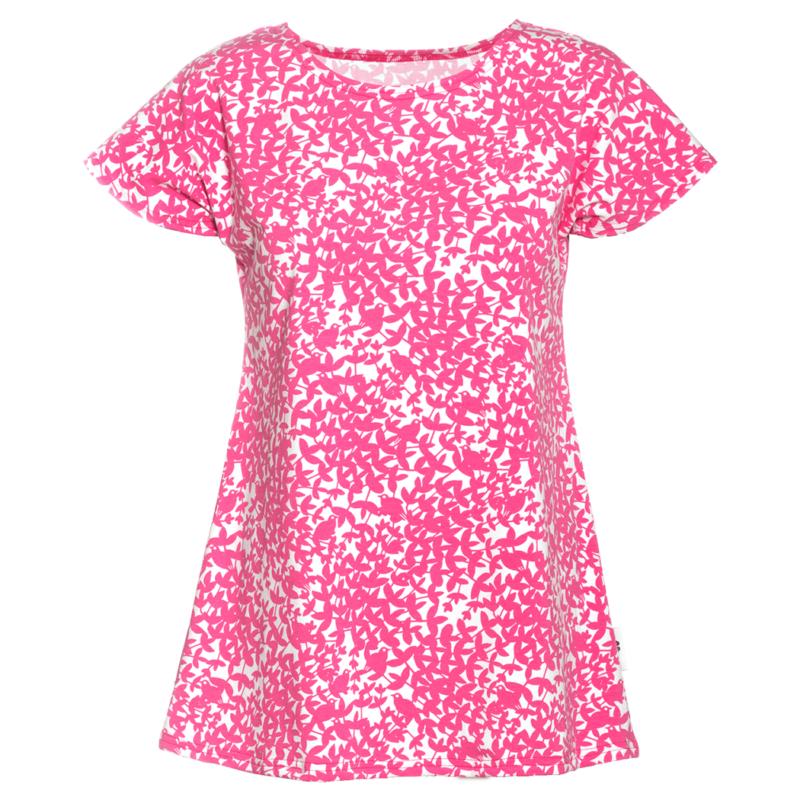 PaaPii Design Vuono T-paita Satakieli pinkki