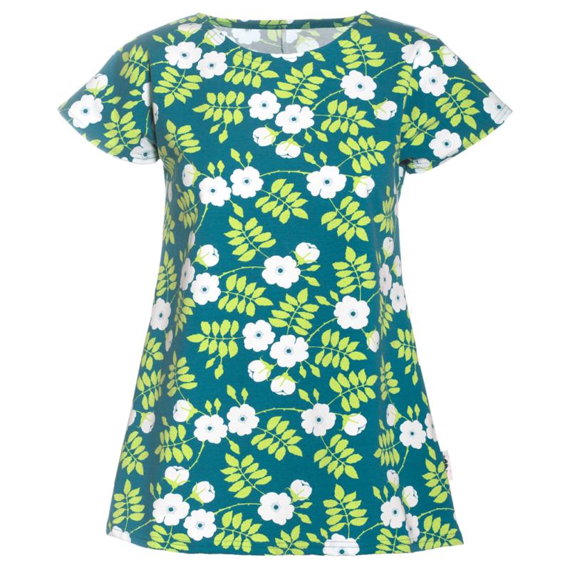PaaPii Design Vuono T-paita petrooli-omena